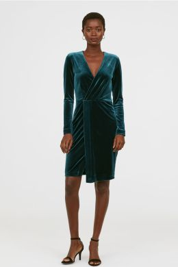 robe velour